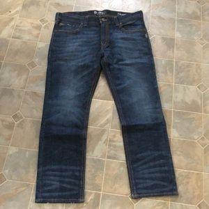 Silver Allan Jeans
